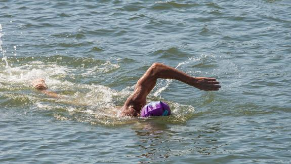 Enhorabuena a Christian Jongeneel, nadador malagueño y vecino de Rincón de la Victoria