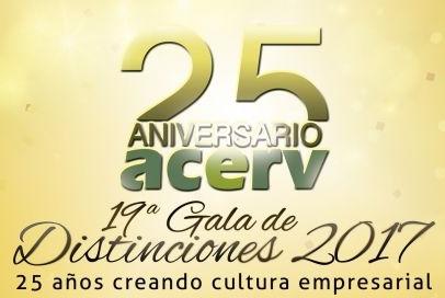 Gala de Distinciones ACERV 2017