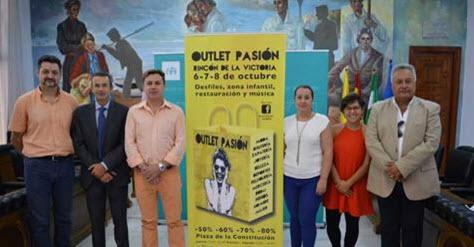 La feria de oportunidades OutletPasión organizada con el apoyo de Ayto Rincón de la Victoria