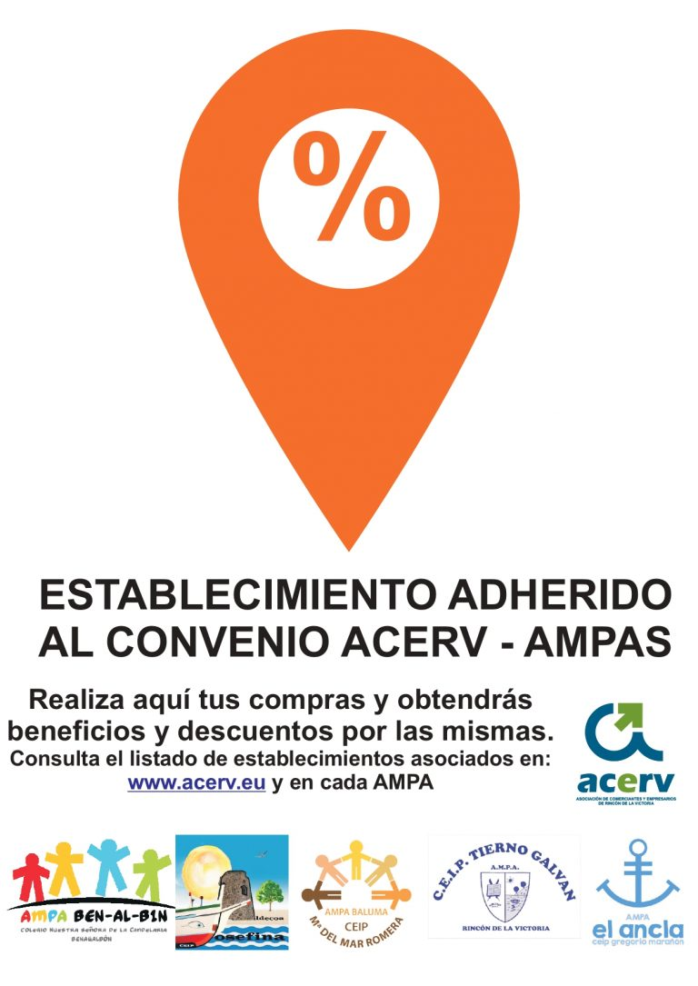 CONVENIO COLABORACIÓN ACERV – AMPAS